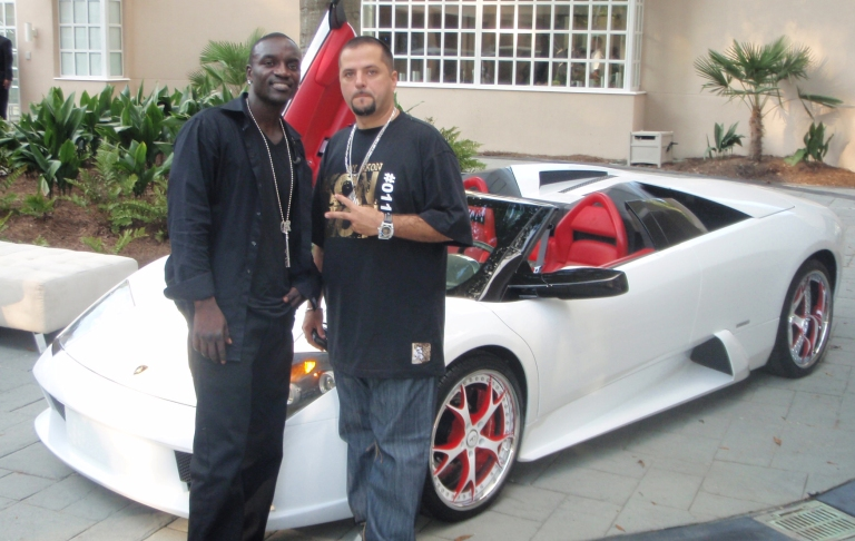 Akon Net Worth and His Luxurious Cars