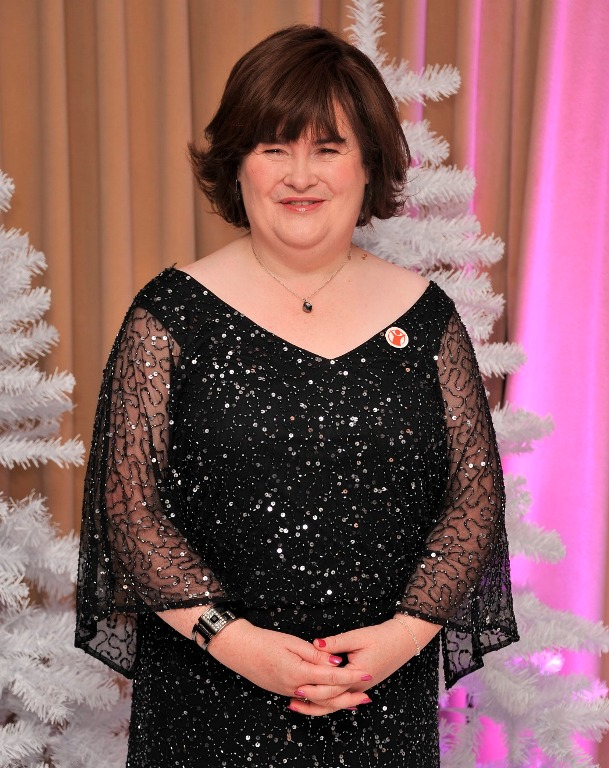 susan boyle worth